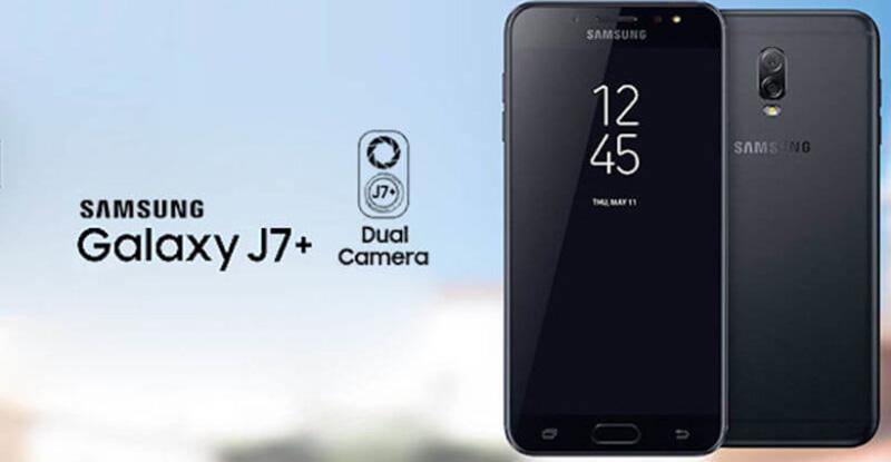 Samsung Galaxy J7 Duo Android Oreo
