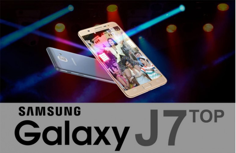 Samsung Galaxy J7 Top Android Oreo
