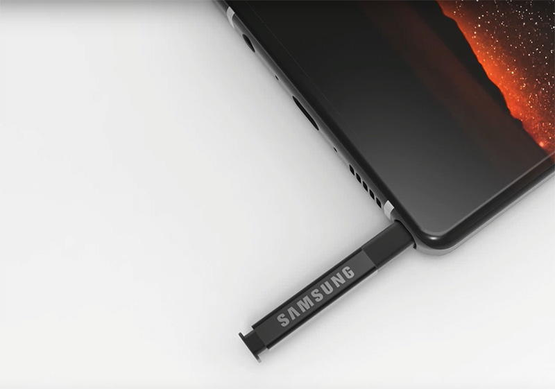 Samsung Galaxy Note 9 Concept Android Oreo