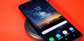 Samsung Galaxy S9 Android Pie Polaris Blue