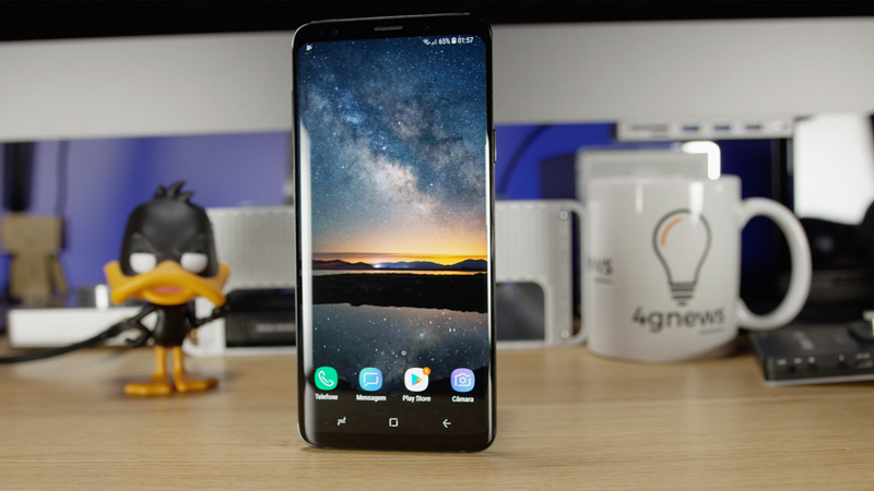 Android PieSamsung Galaxy S9 Plus Top revista comsumer reports
