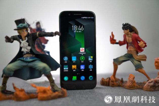 Smartphone Xiaomi Black Shark Android Oreo