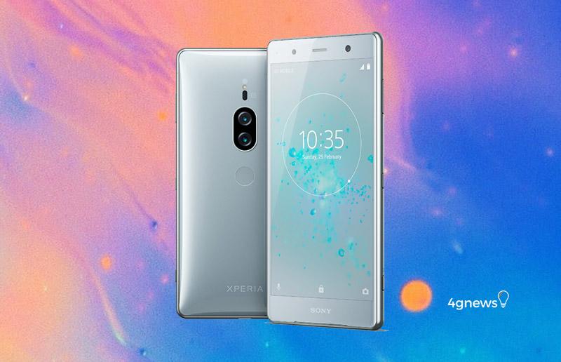Sony Xperia XZ3 Android
