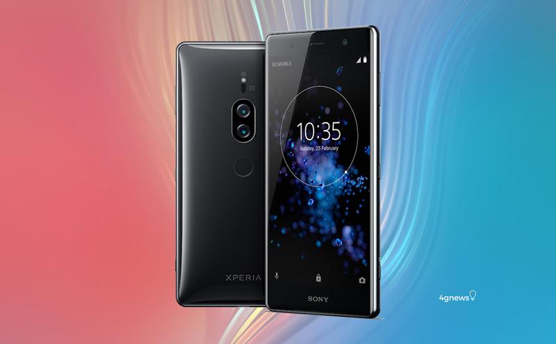 Sony no seu melhor!!! Sony Xperia XZ2 Premium custará 1000€