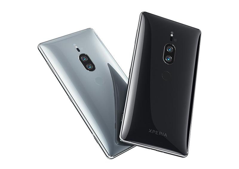 ecrã completo Sony Xperia Kaz Hirai smartphones Android Sony Xperia XZ2 Premium