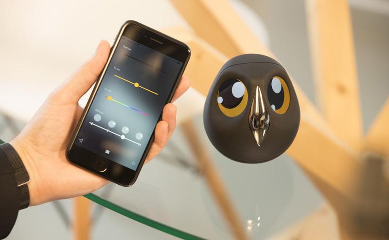 Ulo é a câmara de segurança mais peculiar que podes encontrar