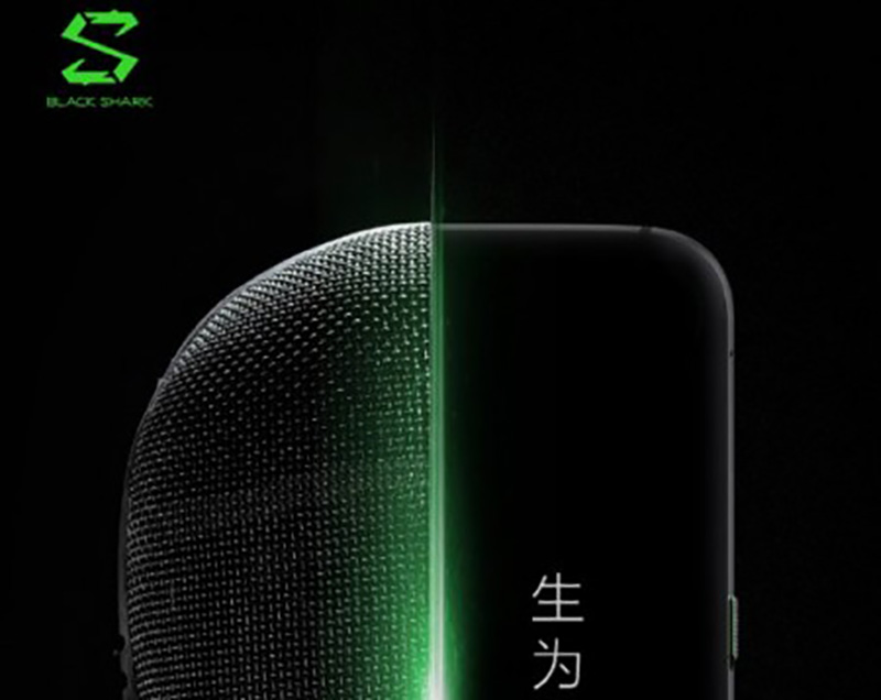 Xiaomi Black Shark smartphone Android Gaming