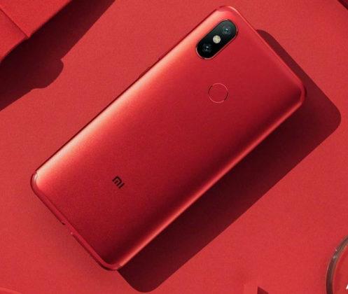 Xiaomi Mi A1 Xiaomi Mi 6X Android Oreo Snapdragon 660
