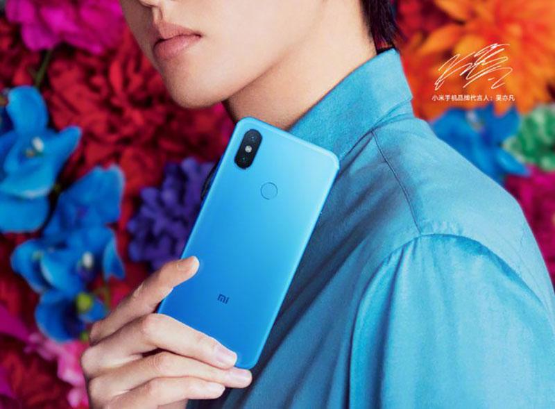 Xiaomi Mi 6X Android Oreo