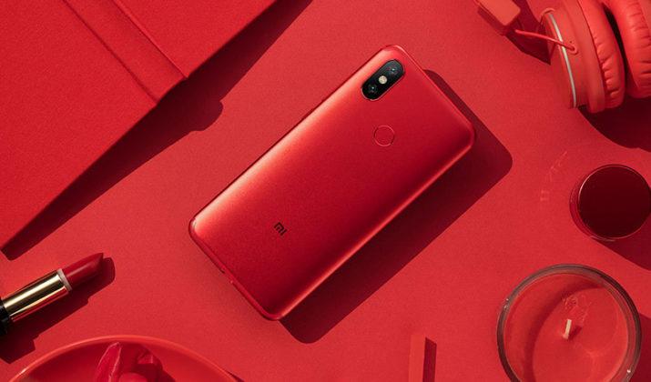 Huawei P20 Lite Xiaomi Mi 6X Android Oreo Google