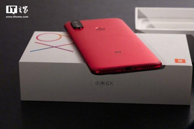 Xiaomi Mi 6X Android Oreo Google