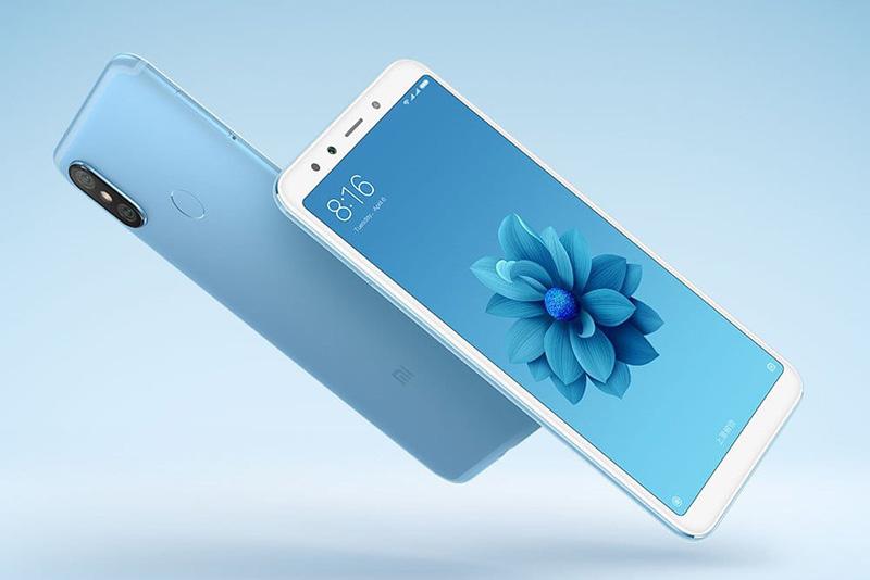 Xiaomi Mi A2 Redmi 6 Android Oreo da Google Xiaomi Mi 6X Nokia 7 Plus