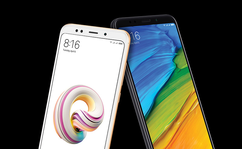 NOS Xiaomi Redmi 5 Xiaomi Redmi 5 Plus NOS preços