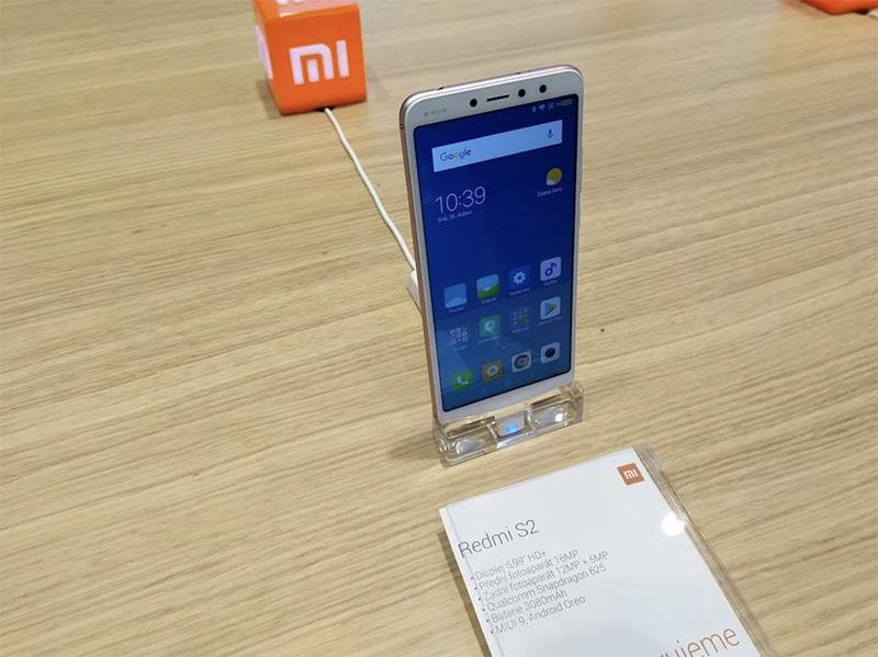 Xiaomi Redmi S2 Portugal Android Oreo