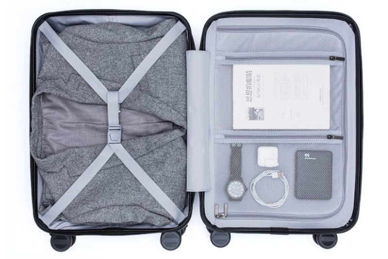 Xiaomi mala de viagem Gadgets
