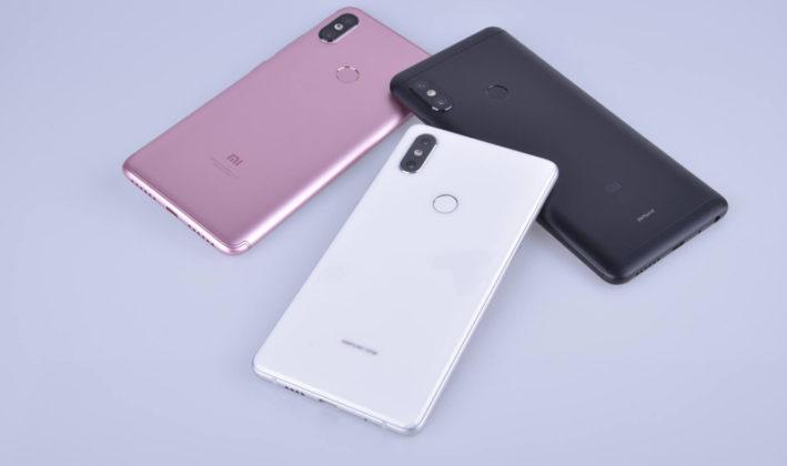 Xiaomi Redmi S2 Android Oreo