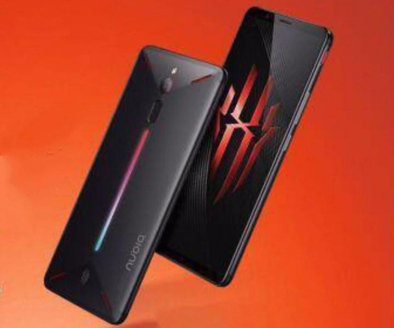ZTE Nubia Red Devil Gaming Smartphone Xiaomi Black Shark Android ZTE Nubia Red Magic