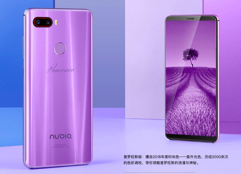ZTE Nubia Z18 Mini Android Oreo