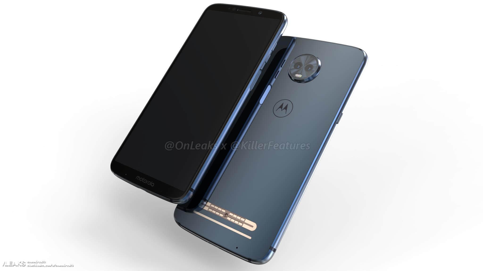 Motorola Moto Z3 Play: Vídeo revela o que esperar do próximo Android
