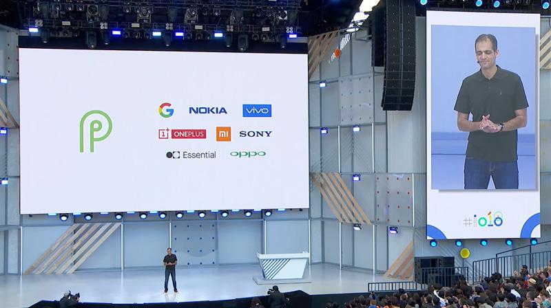 Android P Beta Google OnePlus Xiaomi Nokia Sony