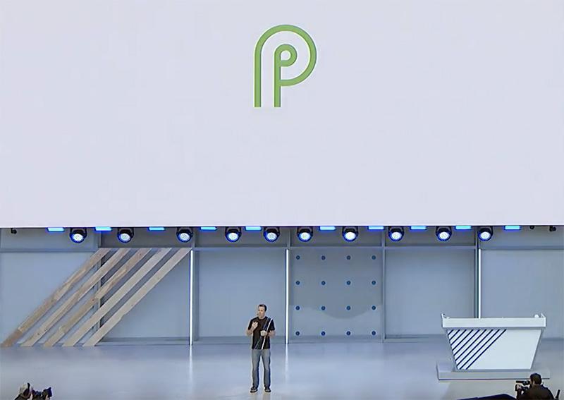 Android P Google Xiaomi OnePlus Nokia