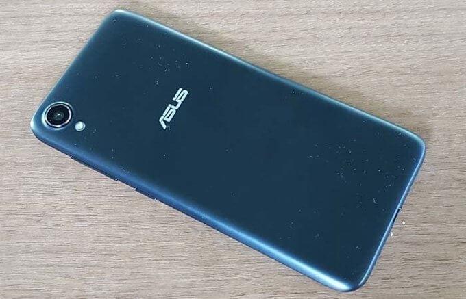 Asus ZenFone Live L1 é o primeiro da marca com Android Go da Google
