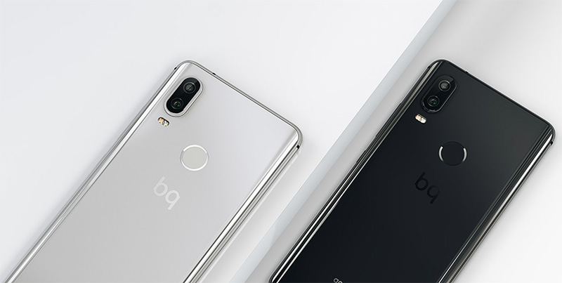 BQ Aquaris X2 Pro Android One Google 2
