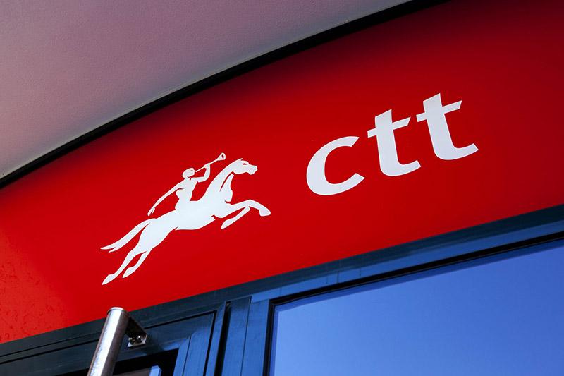 CTT desalfandegamento online