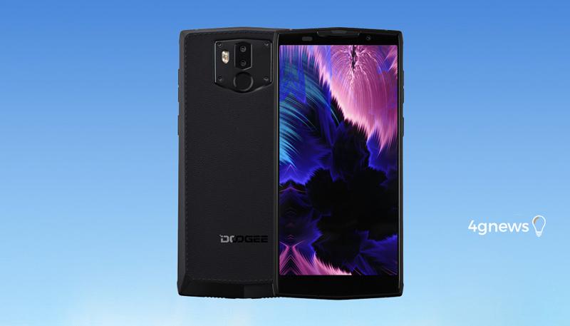 Android. Doogee BL9000 com super bateria está agora a menos de 200€