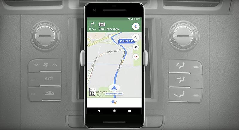 Google Assistant Google I/O 2018