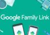 Aplicação Google Family Link