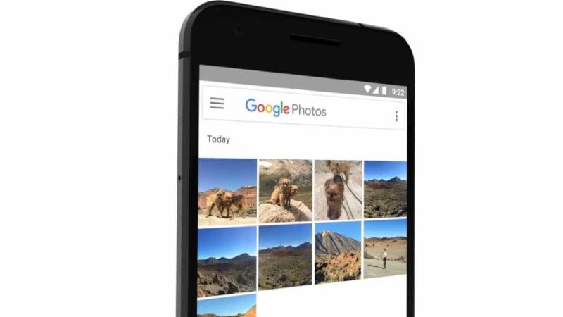 Google Fotos Android iOS favoritos
