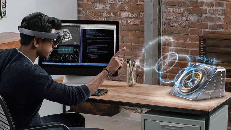 Huawei óculos de realidade aumentada Google Microsoft HoloLens Realidade Aumentada