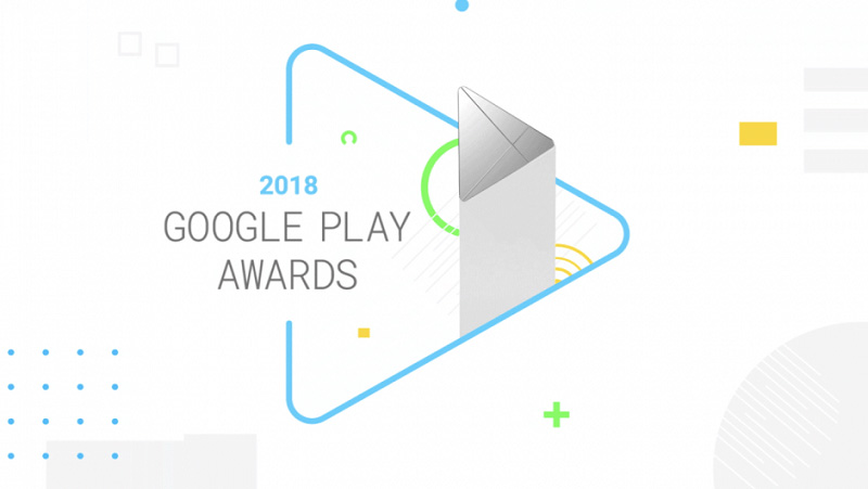 Google Play Awards Android Apps