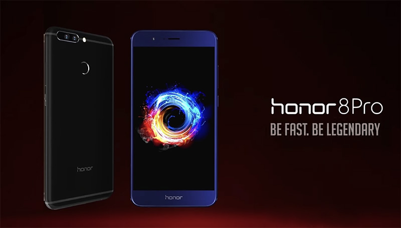 Huawei Honor 8 Pro Android Oreo Google