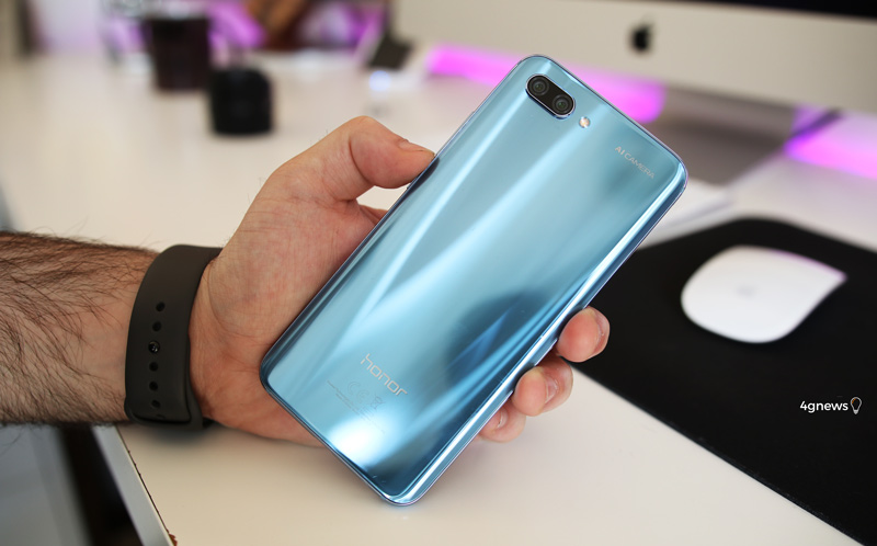 Android. Huawei Honor 10 recebe a primeira atualização de sistema