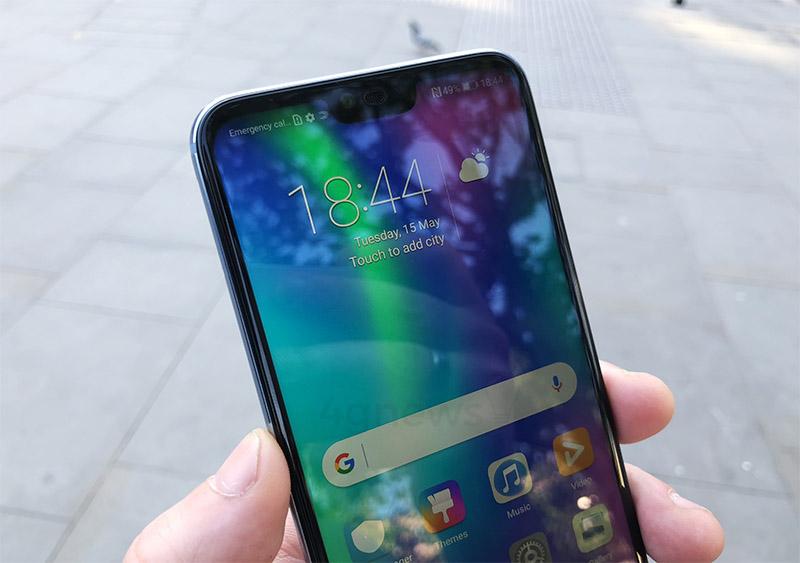 Huawei Honor 10 Android Oreo Europa smartphone