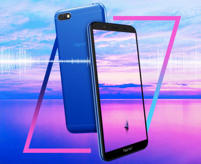 Huawei Honor Play 7 Android Oreo Google smartphone