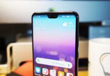 Huawei P20 Pro Android Oreo