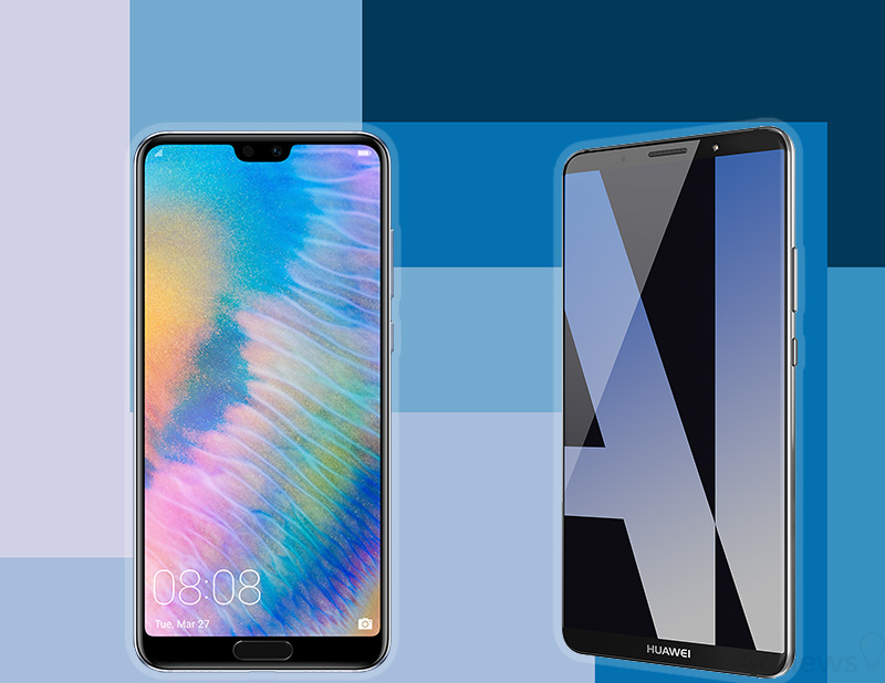 Huawei P20 Pro Huawei Mate 10 Pro Android