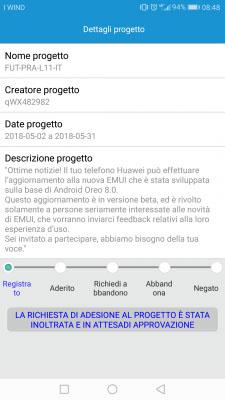 Huawei P8 Lite (2017) Android Oreo Google
