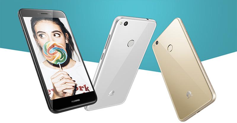 Huawei P8 Lite (2018) Android Oreo