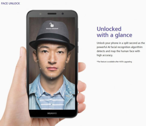 Huawei Y5 Prime (2018) Android Oreo Google