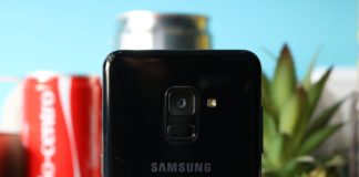 Samsung Galaxy A50 Samsung Galaxy A8 (2018)