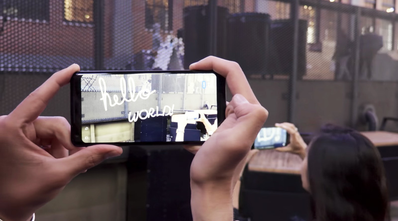 Android e iPhone - Esta aplicação de Realidade Aumentada é fantástica