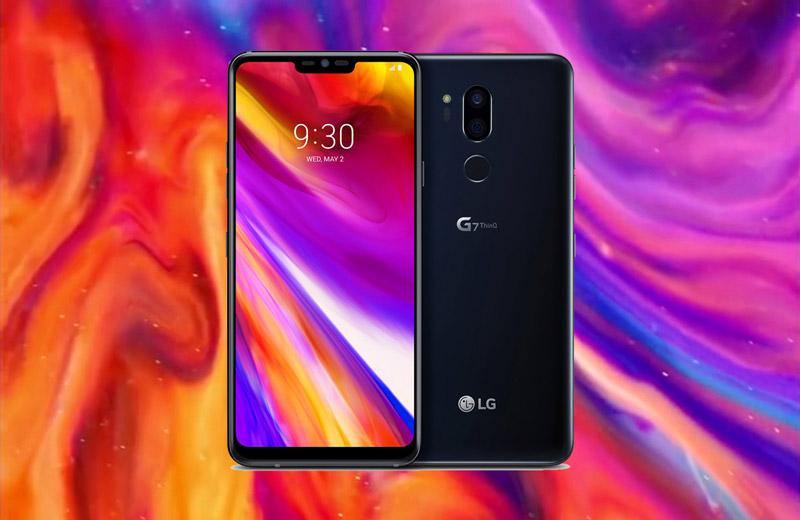 LG G7 ThinQ: Faz aqui o download dos wallpapers com qualidade máxima