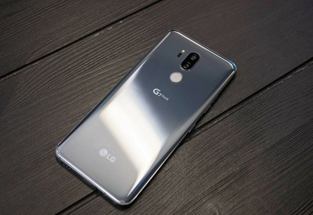 LG G7 ThinQ Android Oreo Google 6