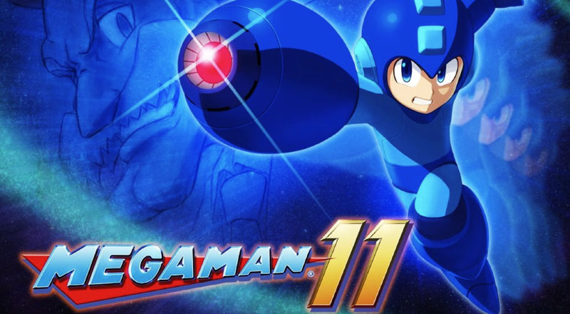 Capcom PlayStation Store Mega Man 11