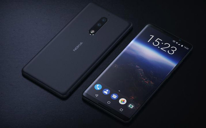 Nokia TA-1057, TA-1063 FCC HMD Global Android