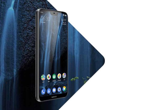 Nokia X6 Android Oreo 8.1